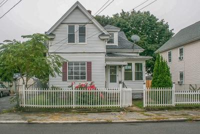Pawtucket Multi Family Home For Sale: 105 Coyle Av