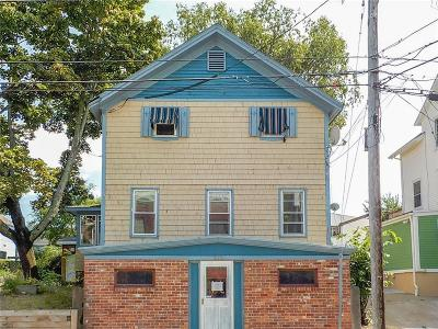 Central Falls Single Family Home For Sale: 312 Cowden St
