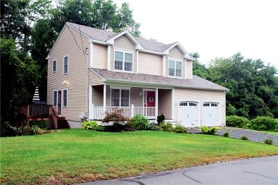 Scituate Single Family Home For Sale: 77 Dexter Rd