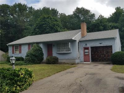Scituate Single Family Home For Sale: 29 Doray Dr