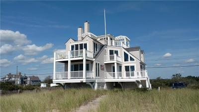 South Kingstown Single Family Home For Sale: 24 Green Hill Ocean Dr