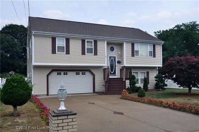 East Providence Single Family Home For Sale: 90 Merrill St
