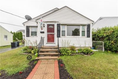 Johnston Single Family Home Act Und Contract: 36 Argonne St