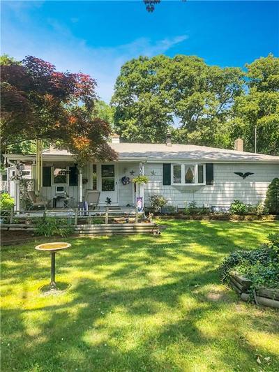 Bristol Single Family Home For Sale: 47 Butterworth Av