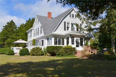 Washington County Single Family Home For Sale: 156 Boston Neck Rd