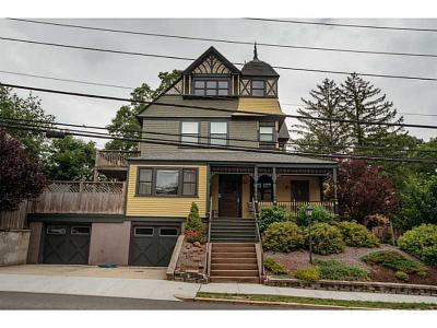 Providence County Condo/Townhouse For Sale: 163 Butler Av, Unit#1 #1