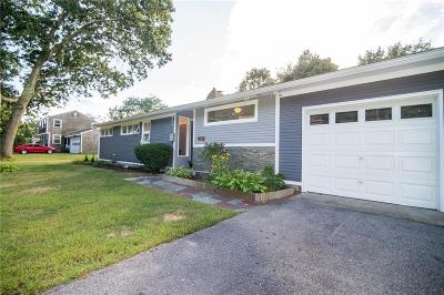 Bristol County Single Family Home For Sale: 200 New Meadow Rd