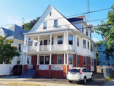 Providence Multi Family Home For Sale: 15 - 17 Hanover St