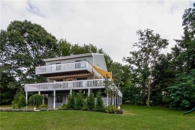 Jamestown Single Family Home For Sale: 25 Spanker St