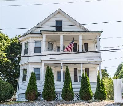 Cranston Multi Family Home For Sale: 1470 Plainfield Pike