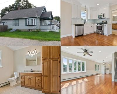 East Providence Single Family Home Act Und Contract: 34 Park Dr