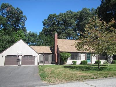 Cumberland Single Family Home Act Und Contract: 5 Emmett Lane