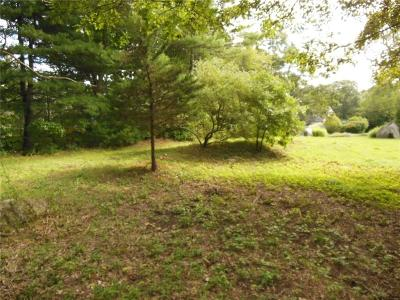 Rehoboth MA Residential Lots & Land For Sale: $169,900