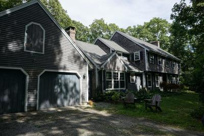 Little Compton Single Family Home For Sale: 1 High Meadow Rd