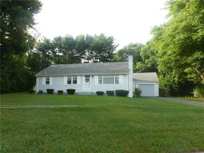 Lincoln Single Family Home Act Und Contract: 128 Old River Rd