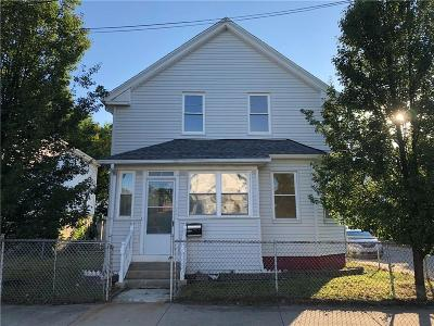 Providence Single Family Home For Sale: 92 Salina St