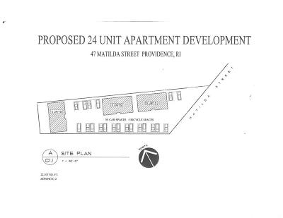 Providence RI Residential Lots & Land For Sale: $299,900