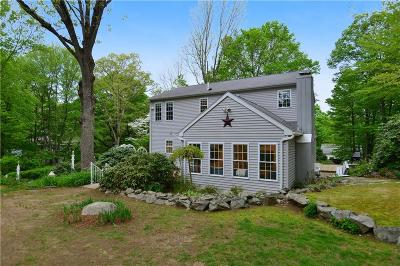 Cumberland RI Single Family Home For Sale: $399,900
