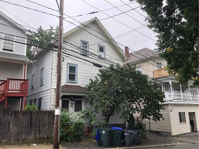 Providence Multi Family Home For Sale: 39 Harold St. St