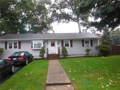 Coventry Single Family Home For Sale: 4 Colby Dr