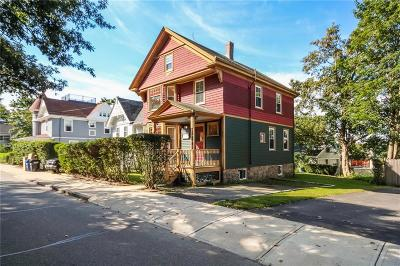 Newport Single Family Home Act Und Contract: 521 Spring St
