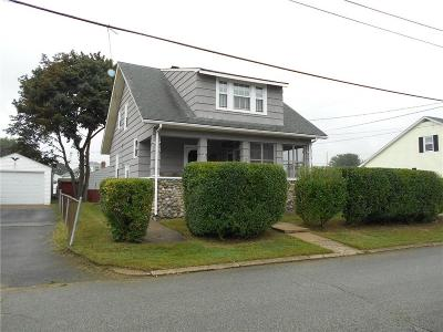 Providence County Single Family Home For Sale: 39 Madison St