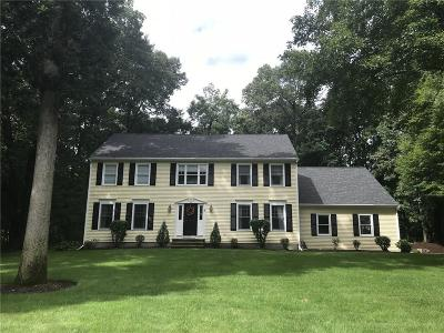 Providence County Single Family Home For Sale: 9 Stillwater Dr