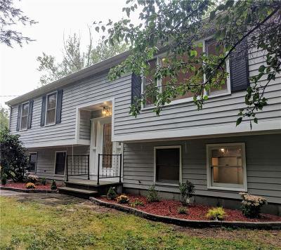Burrillville Single Family Home For Sale: 46 Warner Lane