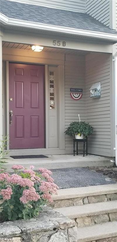 North Providence RI Condo/Townhouse For Sale: $229,000