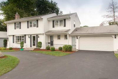Providence County Single Family Home For Sale: 125 West Blue Ridge Rd