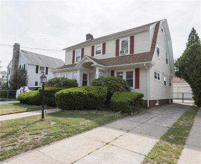 Cranston RI Single Family Home For Sale: $277,000