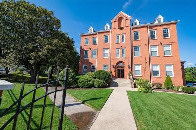 Pawtucket Condo/Townhouse For Sale: 169 George St, Unit#302 #302