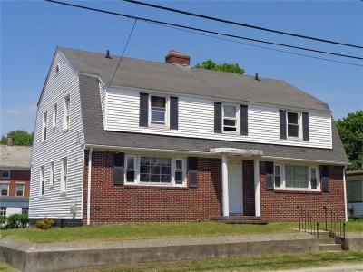 Woonsocket RI Multi Family Home Sold: $250,000