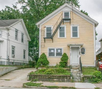 Central Falls Multi Family Home For Sale: 44 Bagley St