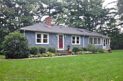 Glocester RI Single Family Home For Sale: $289,900