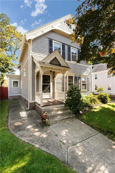 Providence County Single Family Home For Sale: 34 South St