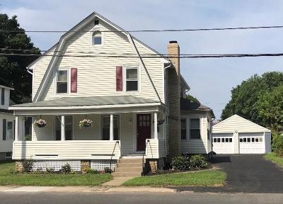 Kent County Single Family Home For Sale: 15 Revere Av