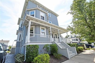 East Providence Multi Family Home For Sale: 46 - 48 Larch St
