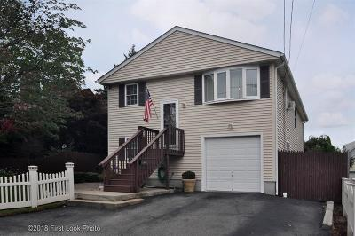 Providence County Single Family Home For Sale: 21 Ninth St