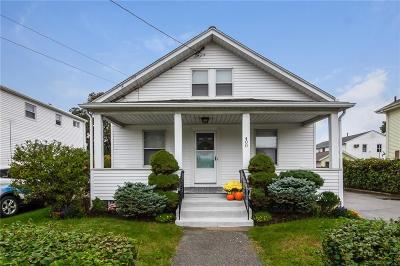East Providence Single Family Home For Sale: 400 N Broad Wy