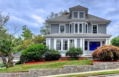 East Side Of Prov RI Single Family Home For Sale: $799,000