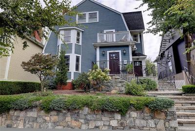 East Side Of Prov RI Condo/Townhouse For Sale: $585,000