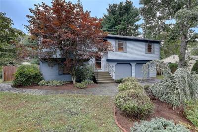 Bristol County Single Family Home For Sale: 21 Stacy St