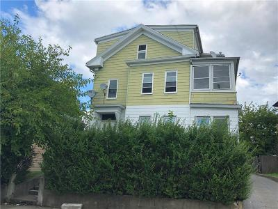 Providence RI Multi Family Home For Sale: $289,900
