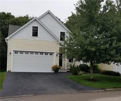 Washington County Condo/Townhouse For Sale: 45 Southwinds Dr, Unit#45 #45