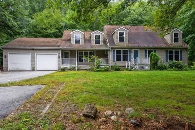 Single Family Home For Sale: 220 Greenville Rd