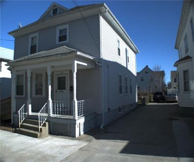 Providence RI Multi Family Home For Sale: $215,000
