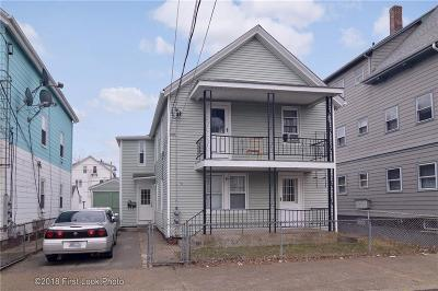 Providence County Multi Family Home For Sale: 74 Magill St