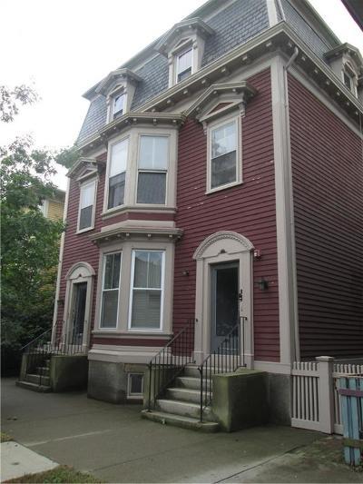 Providence RI Condo/Townhouse For Sale: $195,000