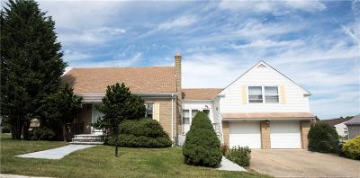 Providence County Single Family Home For Sale: 7 Lowell Dr